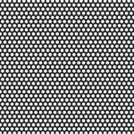 Tôle perforée R35T5-600x600