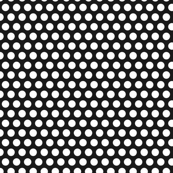 Tôles perforées R6T9-600x600